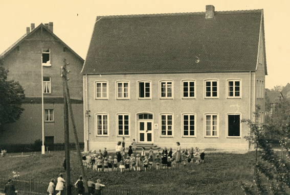 Kindergarten Dormannweg 29-1938