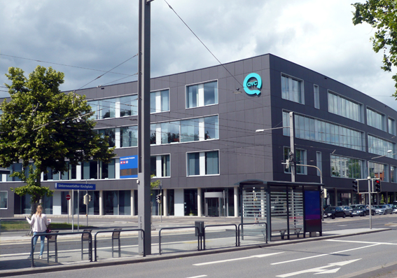 Das QVC Kommunikationszentrum
